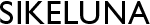 SIKELUNA Logo